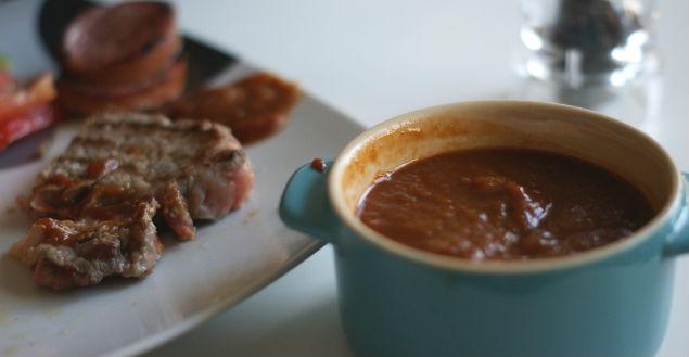 Sauce barbecue maison recette facile pour barbecue feuille de choux - Recette sauce barbecue maison ...