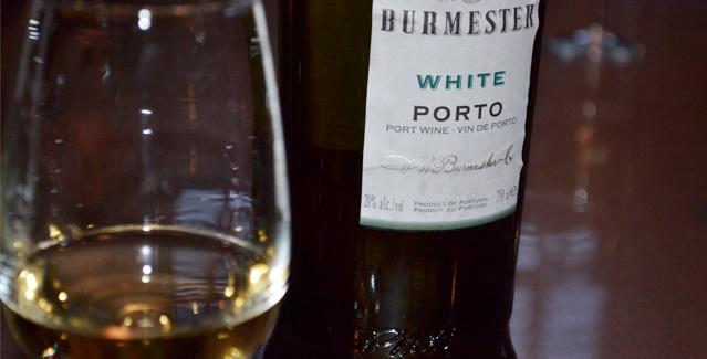 Cave Brumester, vin de Porto blanc