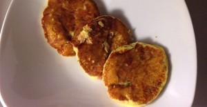 Test produit: Galettes à la purée mousline - Feuille de choux