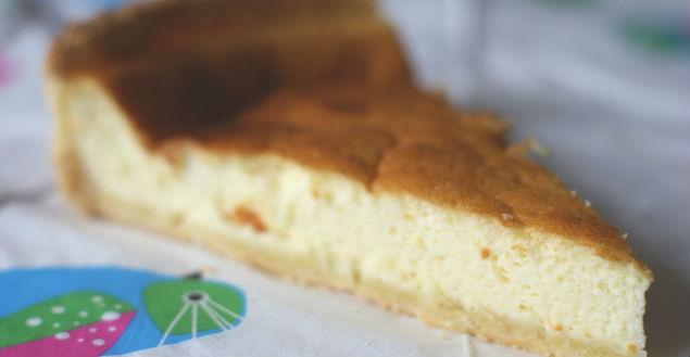 Tarte au fromage blanc alsacienne - Feuille de choux