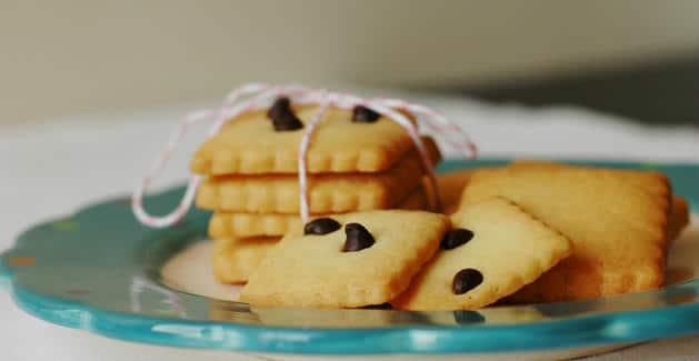 Petit beurre maison recette de biscuits - Feuille de choux