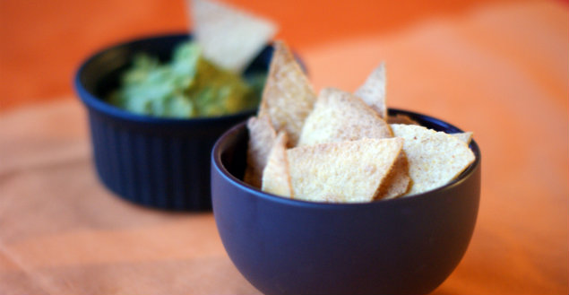 Recette mexicaine: chips tortilla - Feuille de choux