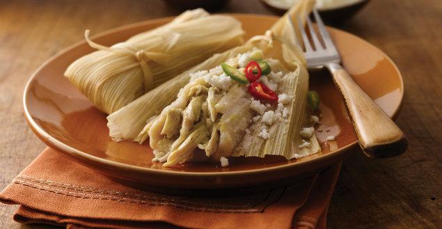 Les tamales recette argentine feuille de choux - Recette de cuisine argentine ...