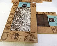 Tablettes chocolat bovetti Sial 2014