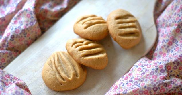 Biscuits moelleux au beurre de cacahuète