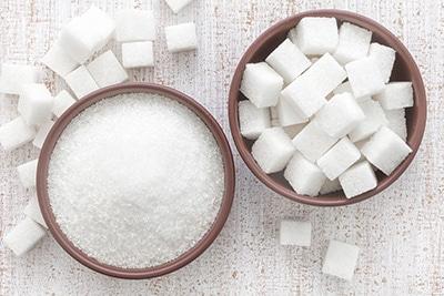 Remplacer le sucre- feuille de choux