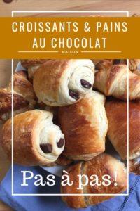 Recette de croissant et pain au chocolat maison, maitrisez la pâte feuilletée levée aujourd'hui! 1