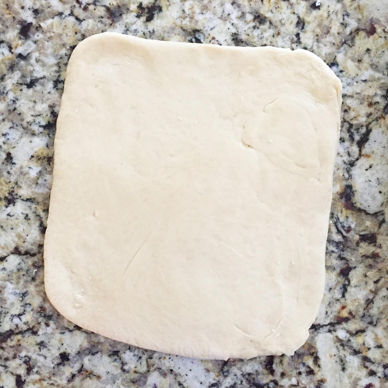 recette de croissant pate feuilletee levee detrempe degazee - feuille de choux