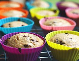Muffins sans sucre