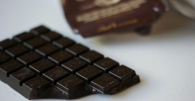 Mousse au chocolat sans beurre ni sucre