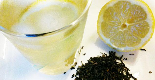 Thé glacé recette maison de thé glacé-Feuille de choux