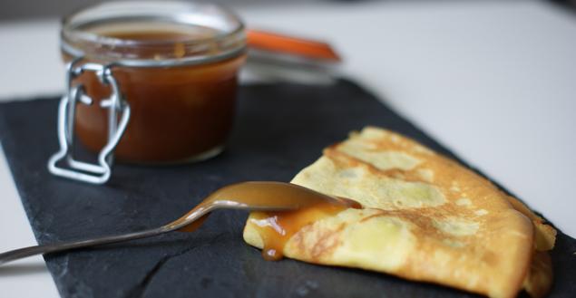 Caramel au beurre salé maison - Feuille de choux