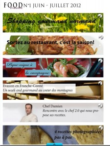 Sommaire-application-ipad-android-Food-Evasion-Feuille-de-choux