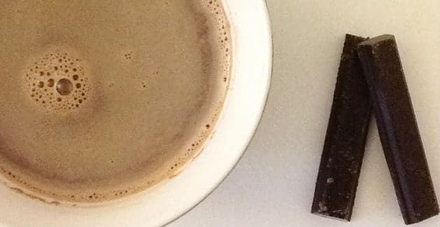 Chocolat chaud maison recette authentique- Feuille de choux