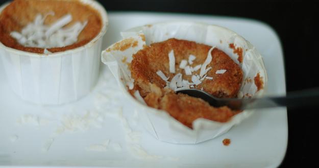 Recette de moelleux à la crème de marron - Feuille de choux