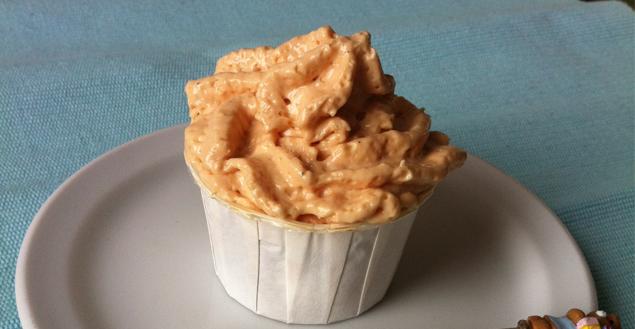 Cupcakes façon pain d'épices et mousse de foie gras - Feuille de choux