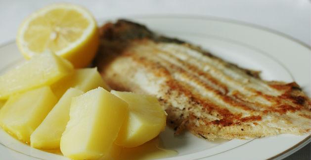 Sole meunière sauce beurre meunière citron recette poisson