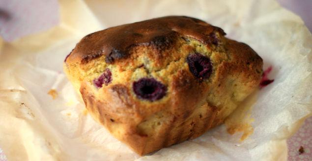 Cake framboise coco hyper moelleux - Feuille de choux