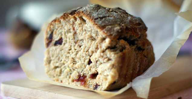 Vive le pain maison aux céréales! Feuille de choux