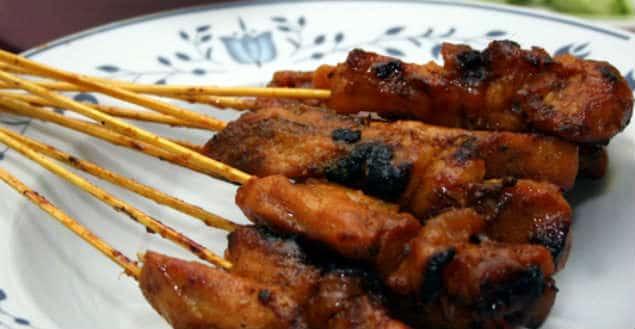 Chicken Satay (Like in Malaysia) 1