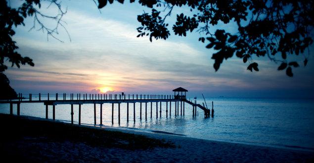 Malaisie, ile de Penang