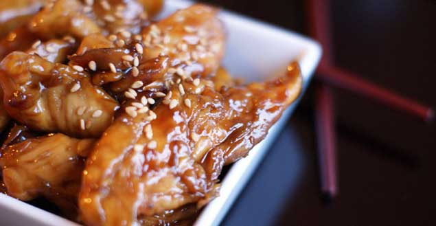 Teriyaki chicken 1