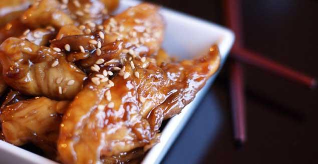 Poulet Teriyaky, recette japonaise - Feuille de choux