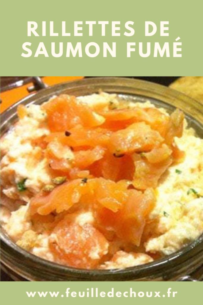 Rillettes de saumon 2