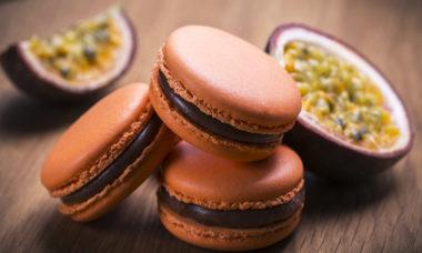 ganache mogador chocolat passion pierre hermé - feuille de choux