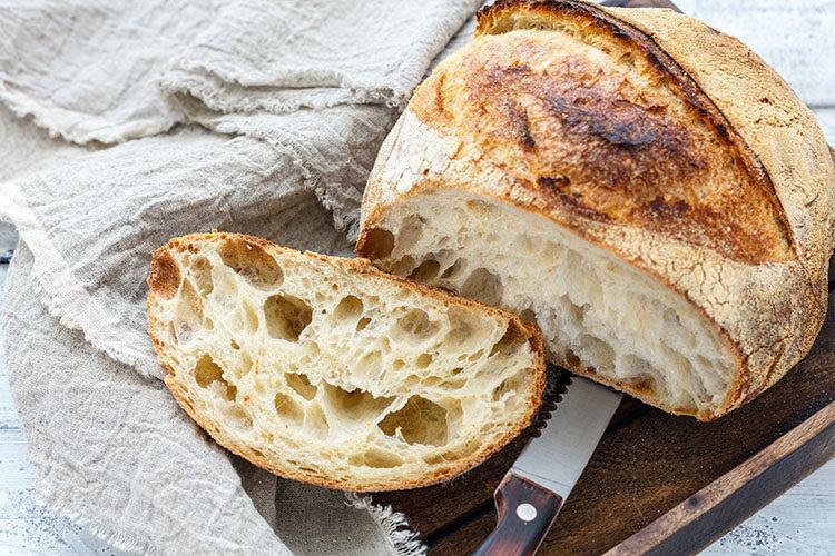 Faire son pain au levain maison recette