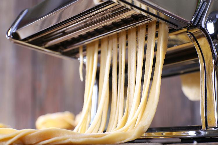 Cuisine italienne: les pâtes!