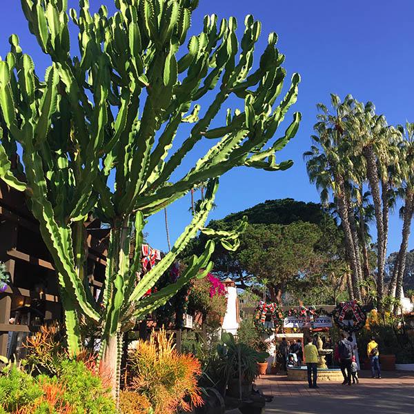 old town San Diego à visiter grace au trolley - feuille de choux
