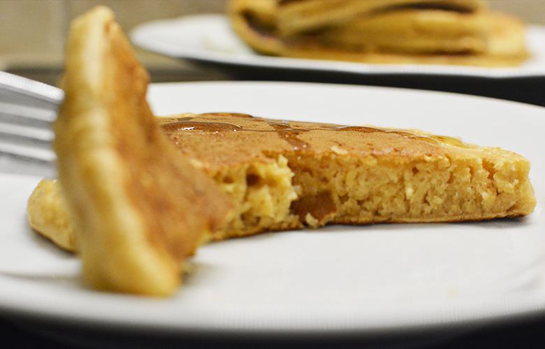 Pancake américain bien fluffy!