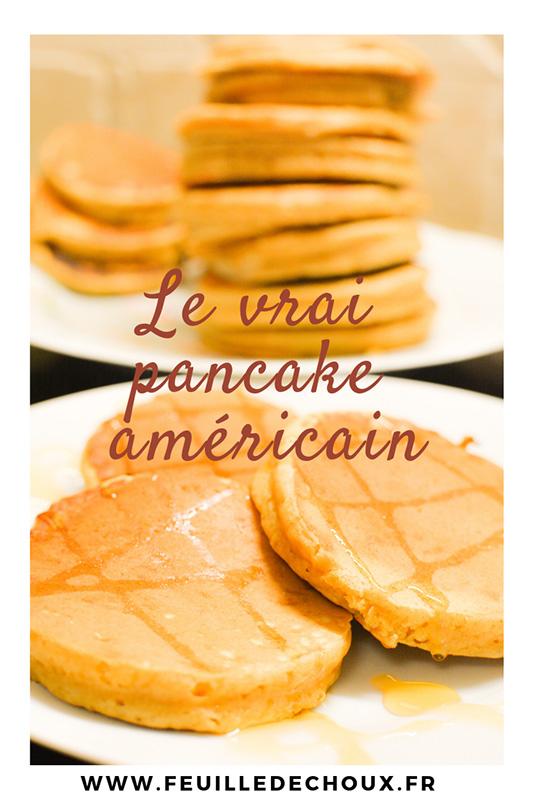 Le pancake américain, la recette de pancakes moelleux à souhait! 2