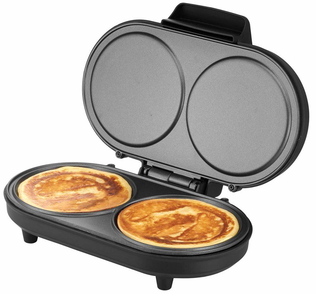 Machine à pancakes: parfaite pour des pancakes proteinés