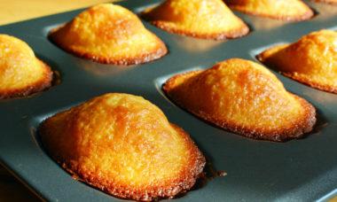 recette de madeleine moelleuse