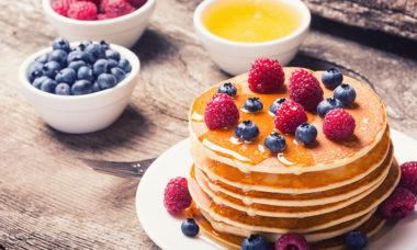Recette de pancakes de Cyril Lignac 1