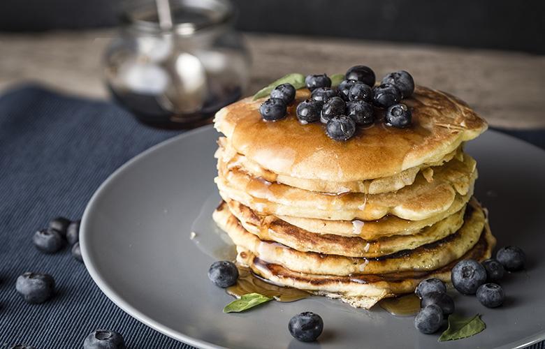recette pancakes proteinés